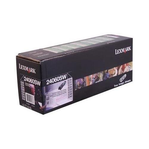 (Lexmark 24060SW OEM Toner - Government E230 E232 E234 E240 E330 E332 E340 E342 Return Program Toner (2500 Yield) (TAA Compliant Version of 24015SA) by Lexmark)