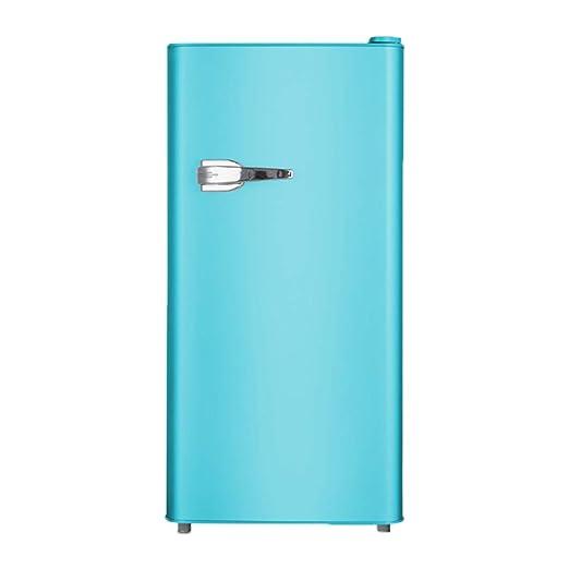 FrigoríFico Retro De Dos Puertas Refrigerador Compacto Mini ...