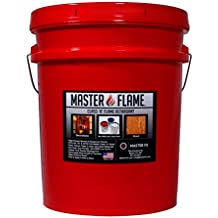 Master Flame - Fire Retardant - Spray on Application or Mix With Paint - 5 Gallon Pail