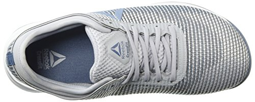 Women's Reebok Nano Slate White Gray Crossfit Blue White US Spirit Shoe Cloud Women's Shoes 0 Regular 7 Training 8 SSqr5nwxt
