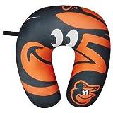 MLB Baltimore Orioles Impact Neck Pillow, Black