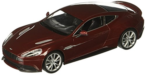 - Welly Collection 1:24 Aston Martin Vanquish Diecast Model Sport Car