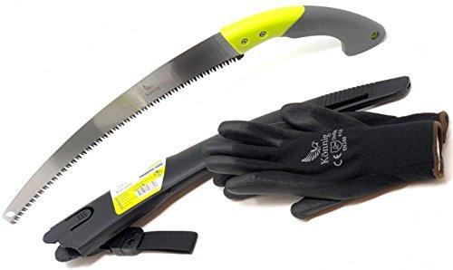"""Könnig Professional Heavy Duty Pruning Saw (RAZOR SHARP 14"""" CURVED"""