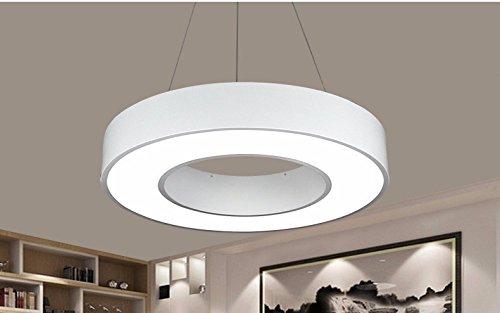 Lampadari Per Ragazze : Oncemore il nordic post moderno cerchio di ferro lampadari ufficio