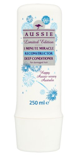 Aussie 3 Minute Miracle Hair Reconstructor Deep Conditioner