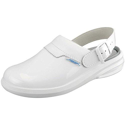 7620 sabot Easy Abeba Taille Blanc 42 42 Chaussures 6Zqcc1WAv7