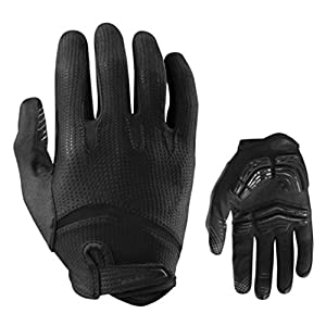 88MOTO Off Road Motocross Racing Windproof Winter Warm Cycling Bicycle Gel Touch Screen Gloves (L)