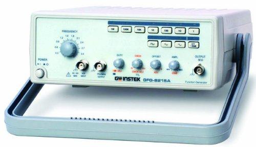 Audio Frequency Generator - GW Instek GFG-8215A Function Generator, 0.3Hz to 3MHz Frequency Range
