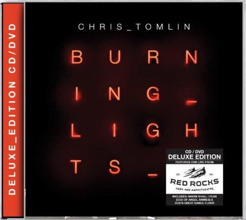 Burning Lights Album Cover