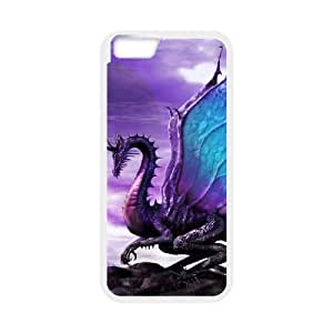 """HXYHTY Cover Shell Phone Case Dragon For iPhone 6 Plus (5.5"""")"""