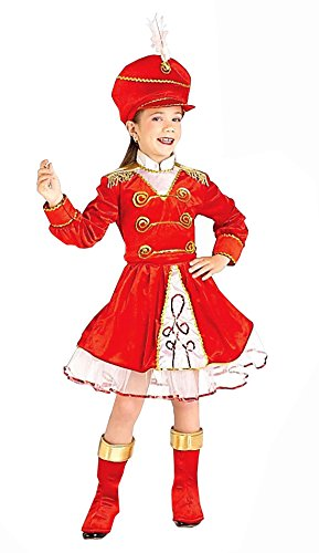 Forum Novelties Drum Majorette Child Costume, Large - Band Majorettes Costumes