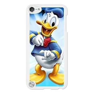Disney Ludwig Von Drake D3X6QQ3M Caso funda iPod Touch 5 Caja blanco