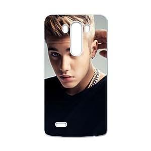 HWGL Justin Bieber Cell Phone Case for LG G3