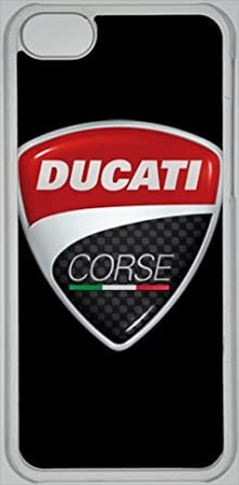 5c Hard Shell Ducati Logo Car Logo With Black Background Iphone 5c