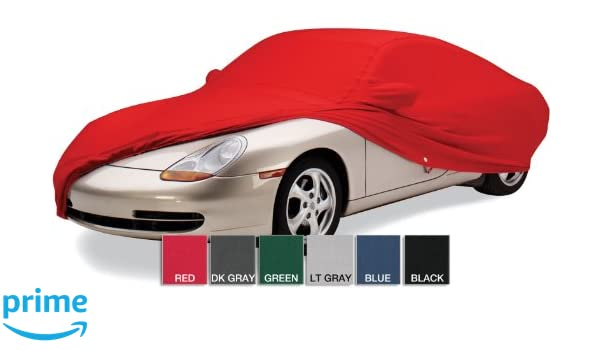 Covercraft Custom Fit Form-Fit Series Car Cover Metallic Dark Blue