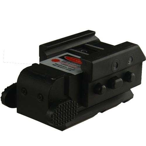 Mount Laser For Taurus Revolvers: Ultimate Arms Gear Tactical Red Dot Sub Compact Laser