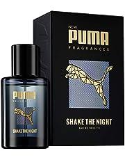Puma Eau de Toilette Natural Spray Vaporisateur Shake The Night, 50 ml
