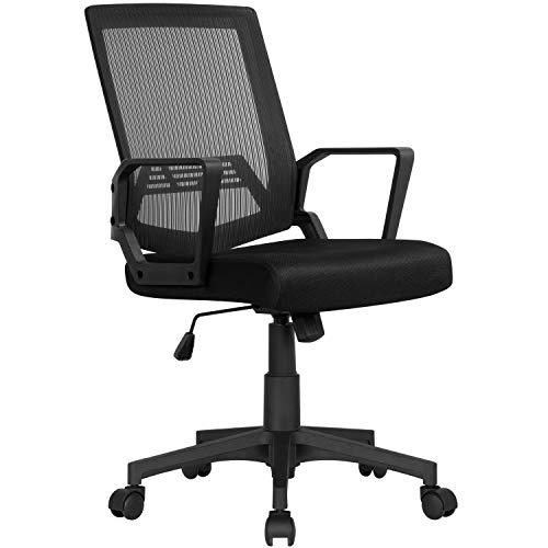 YAHEETECH Computer Chair Ergonomicfice