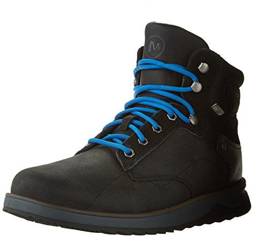 Merrell Epiction Mid - Zapatos Hombre Negro - negro