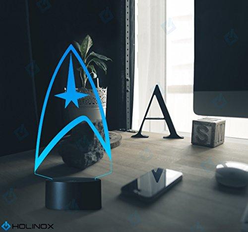 Star Trek Lighting Decor Gadget Lamp, Awesome Gift (MT015)