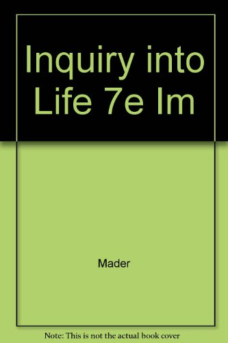 Inquiry into Life 7e Im