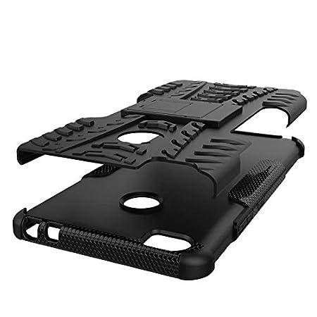adorehouse Hybrid TPU y PC Bumper Back Cover Anti-Gota Anti-Choques R/ígido Carcasas para Xiaomi Mi Max Xiaomi Mi Max Funda P/úrpura dise/ño 2 en 1