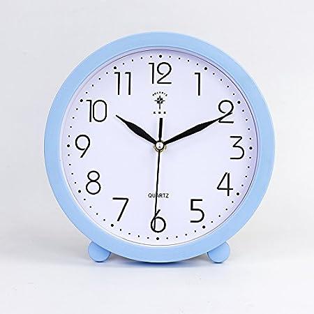 y-hui L reloj a péndulo Desktop Desktop Clock Nel mesa del Salón ...