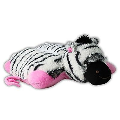 Pillow Pets Dream Lite Dreamlite - Zippity Zebra: Toys & Games