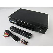 Sony SLV-N51 4-Head Hi-Fi VCR