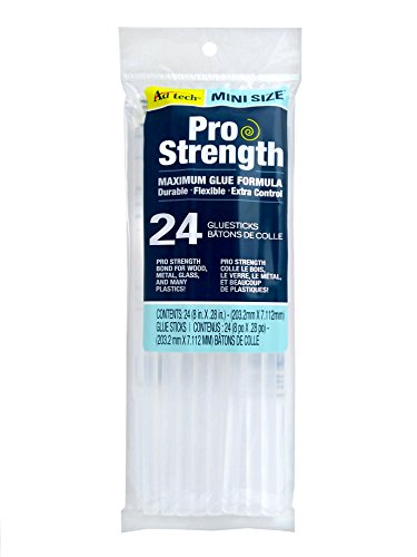 Adtech 236-3824 ProStrength Hot Glue Sticks, Mini
