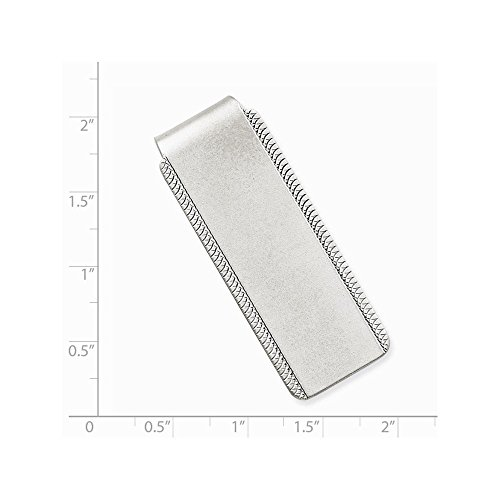 79 2 Clip 01 0 in in x Money Sterling Silver wF8qUgg