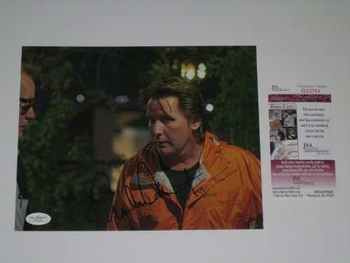 Emilio Estevez - Breakfast Club, Mighty Ducks - Autographed 8x10 Photo (JSA COA)