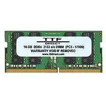 16GB Memory upgrade for Intel NUC - NUC6I5SYH