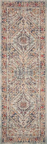 Loloi II NOURNU-03BBFD79A6 Nour Collection Area Rug, 7'9