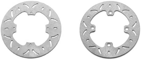 Volar Front /& Rear Brake Rotor Disc for 1996-2004 Honda XR400R