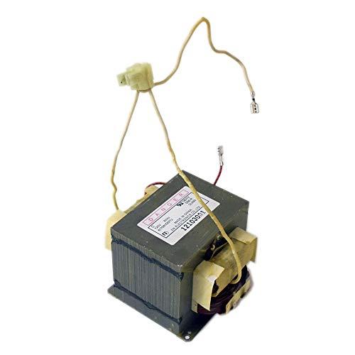 LG Electronics 6170W1D077J Microwave Oven High - Microwave Transformer