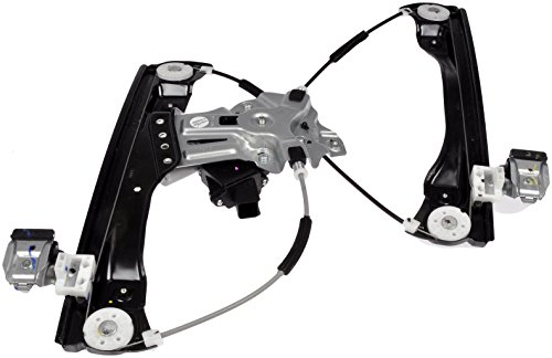 - Dorman 751-575 Front Driver Side Power Window Regulator and Motor Assembly for Select Chevrolet Models