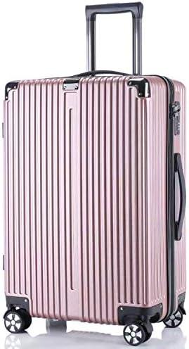 [해외]レ?ズ (Reezu) 여행 가방 지퍼 경량 운반 케이스 지퍼 충격 운반 케이스 기내 반입 캐리어 가방 인기 대형 TSA 자물쇠 저소음 여행 출장 1 년 보증 / Reezu Suitcase Zipper Lightweight Carry Case Zipper Shock Carry Case Carry-on Carry Bag Pop...