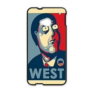Adam West Vector 51 HTC One M7 Cell Phone Case Black present pp001_9784753