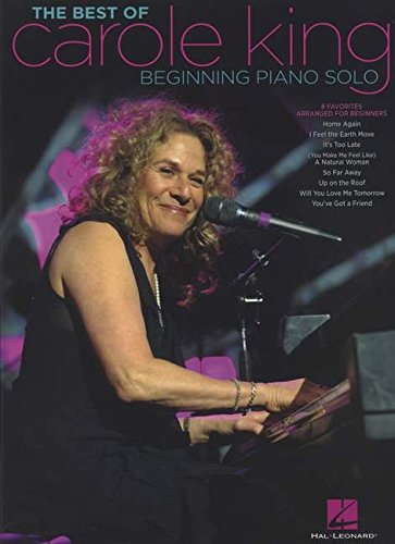 The Best of Carole King - Beginning Piano Solo