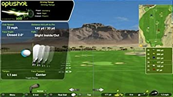 optishot2 Versión 2018 Golf Simulator con Online Tool para ...