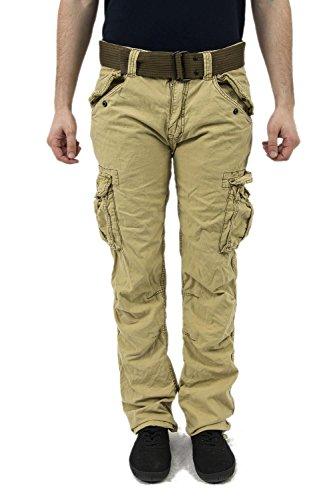 pantalons schott batle beige