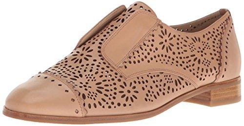 Via Spiga-dames V-eliza Oxford Blush Leather