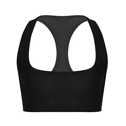 3056e6657ee4f YiZYiF Men s Sleeveless Y Back Muscle Half Tank Top Vest Tee T-Shirts Crop  Tops