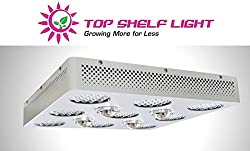 Top Shelf Light Duolux 600 Horticultural Lighting System Binary Led Grow Light