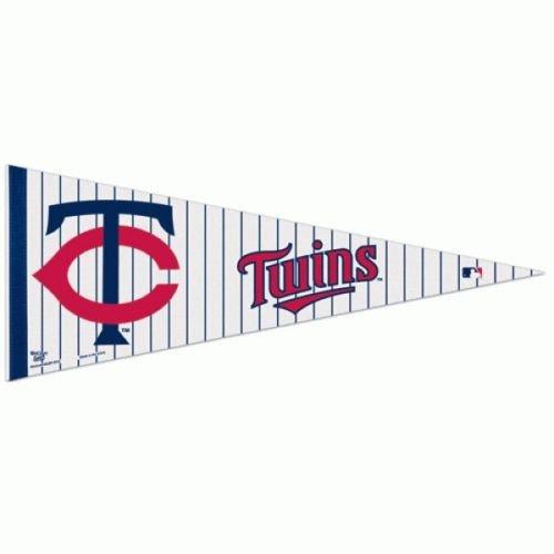 Minnesota Twins Banner (MINNESOTA TWINS FULL SIZE 29