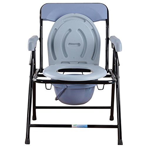Review Old man Toilet chair
