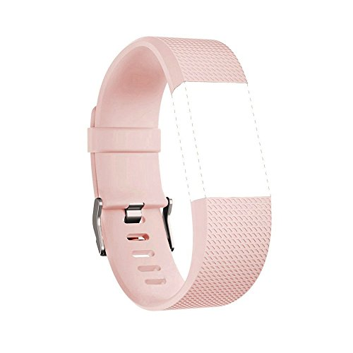 iGK For Fitbit Charge 2 Bands, Adjustable Replacement Sport Strap Bands for Fitbit Charge 2 Smartwatch Fitness Wristband