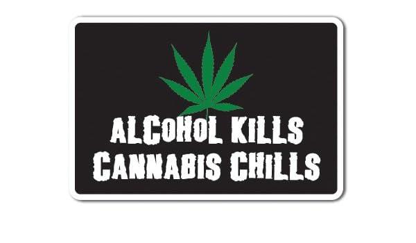 Alcohol mata a Cannabis escalofríos novedad señal | interior ...