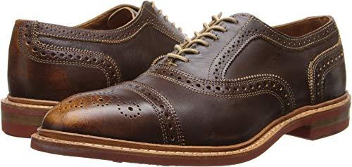 Allen Edmonds Men's Strandmok Brown Leather 10 B US